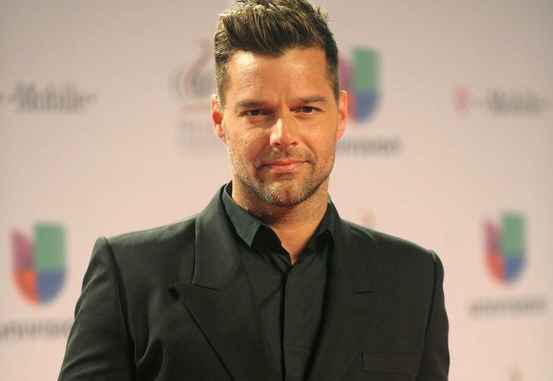 Ricky Martín: Mejor Artista Latino en Los 40 Principales
