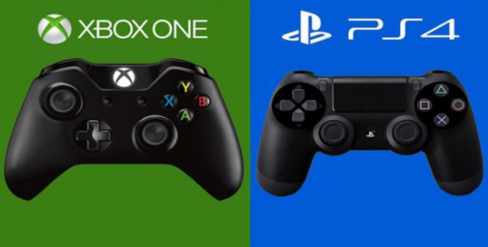 Batalla campal entre consolas: PS4 vs Xbox One