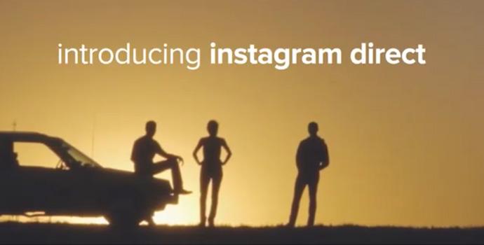Instagram estrena mensajería privada