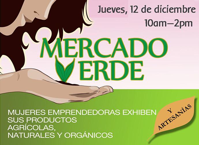 Culmina con Douglas Candelario el Mercado Verde