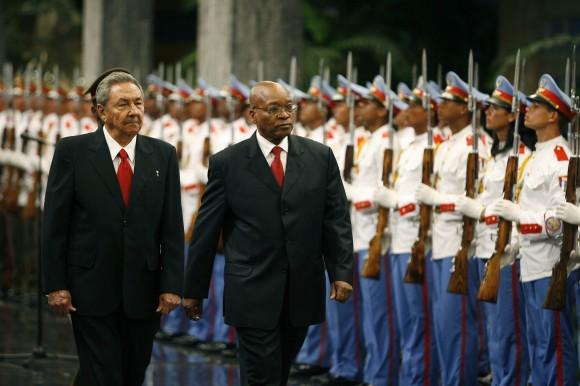 Presidente cubano destaca integridad de Mandela