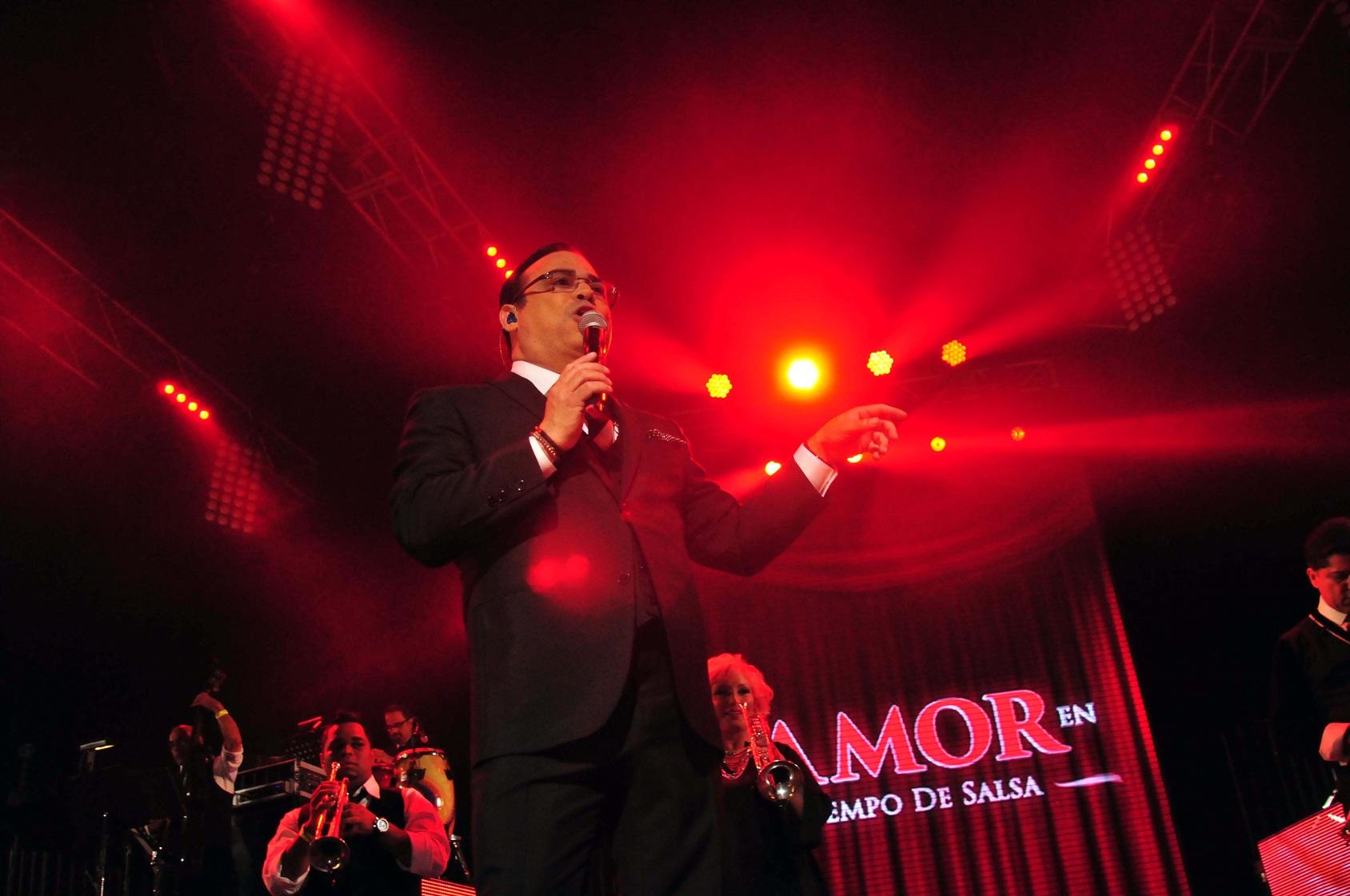 Gilberto Santa Rosa despliega su sapiencia artística