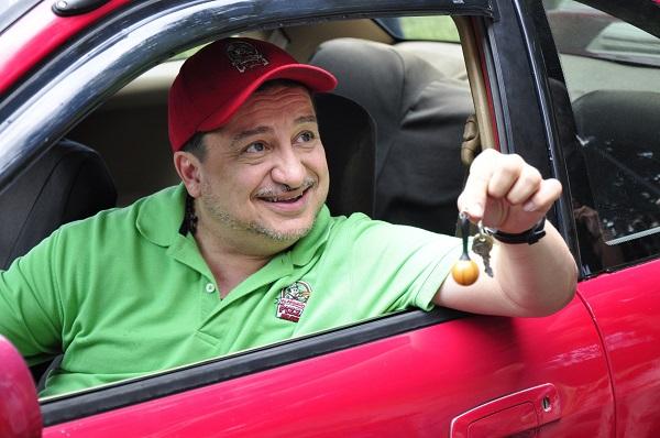 Tres días de duelo por deceso de comediante Luis Raúl