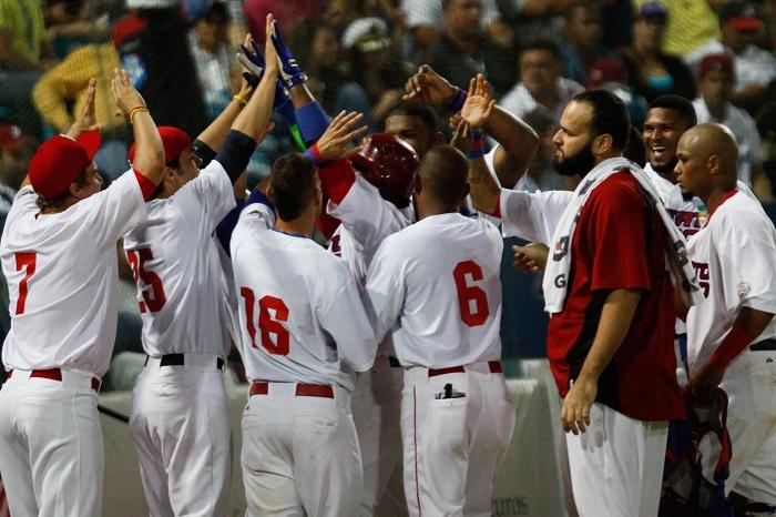 Puerto Rico clasifica para semifinal de la Serie del Caribe