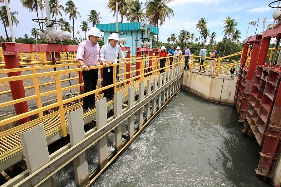 Miles de personas estarán sin agua potable en 18 municipios
