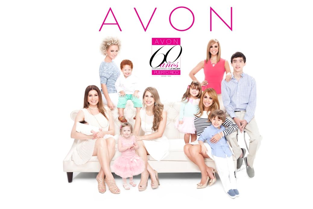 Avon celebra 60 años con reconocidas figuras de la TV