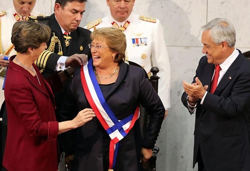 Asume Bachelet la presidencia de Chile con la pesada misión de satisfacer las expectativas
