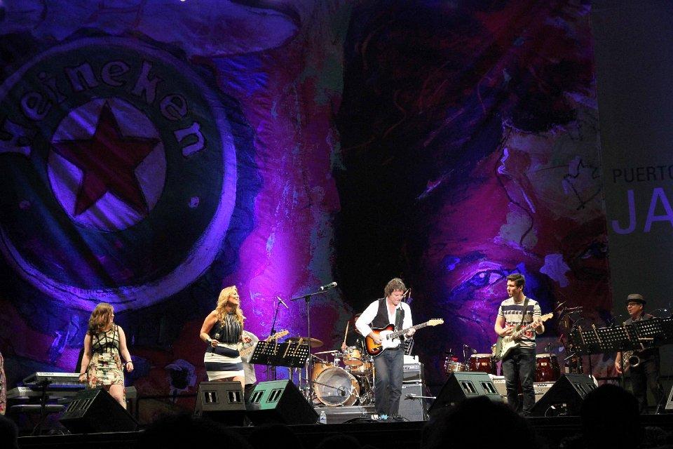 Cierra repleto de estrellas el Puerto Rico Heineken Jazzfest con homenaje a Jorge Laboy