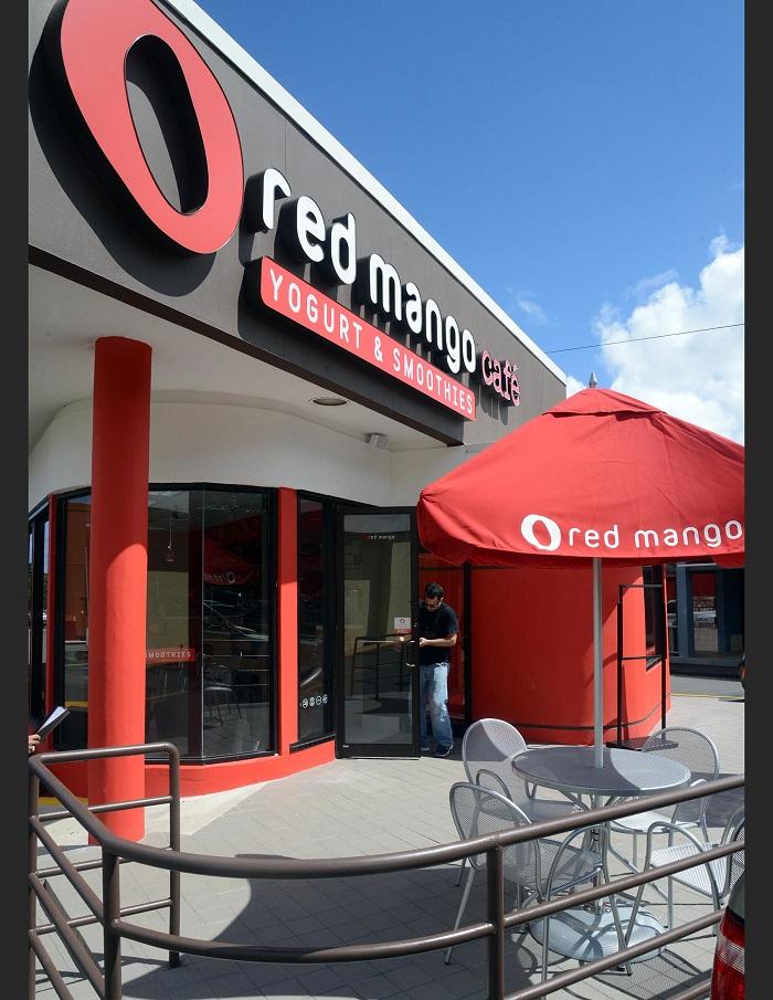 Inaugura Red Mango su primer restaurante en la Isla