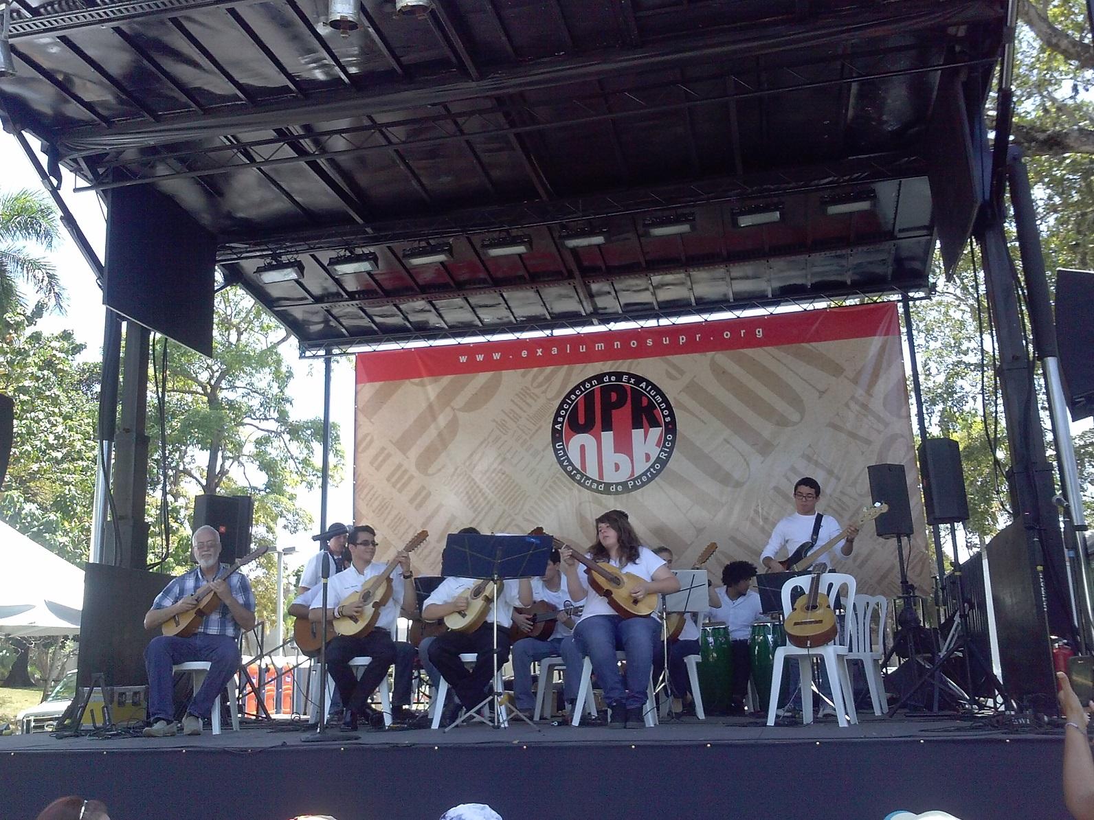 Exaltan a la UPR como productora de cultura