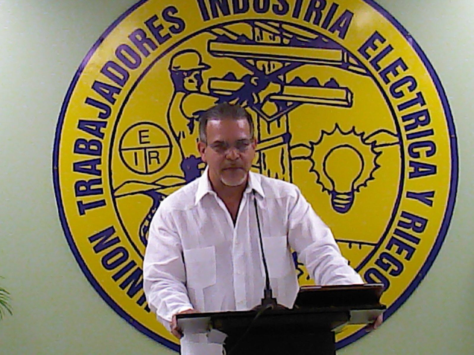 Decidido Figueroa Jaramillo a luchar contra privatizar la AEE