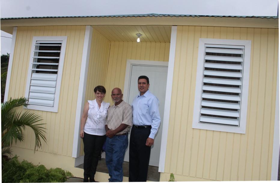Alcalde de San Lorenzo ha entregado 214 viviendas