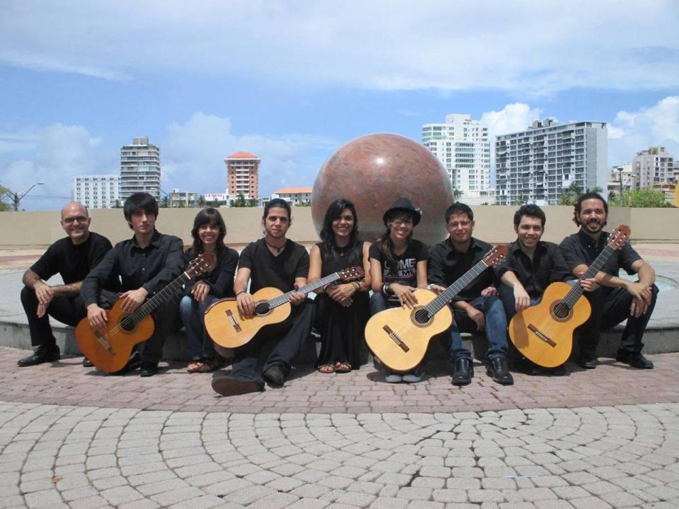 Concierto de guitarra clásica en el Museo de Las Américas
