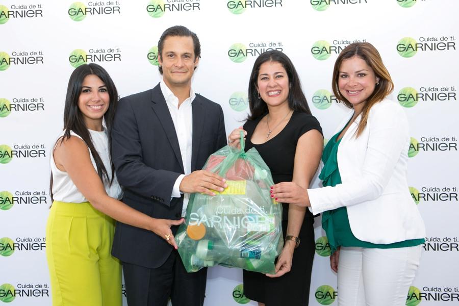 Garnier Green ofrece entrada a concierto con Jarabe de Palo