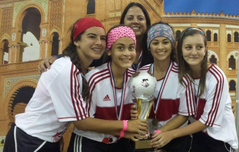 Equipo femenino del Gurabo Futbol Club gana campeonato