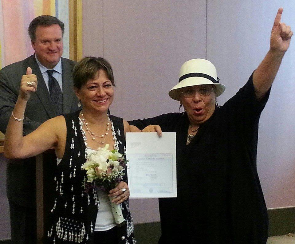 Destacadas periodistas puertorriqueñas contraen matrimonio en Nueva York