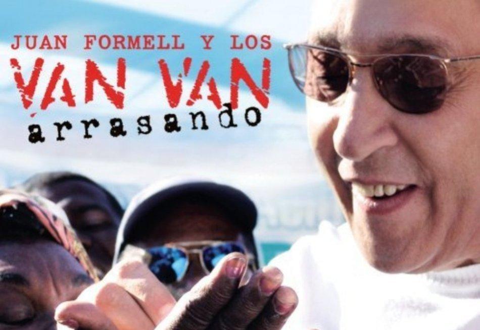 Luto musical por Juan Formell, director del grupo Los Van Van