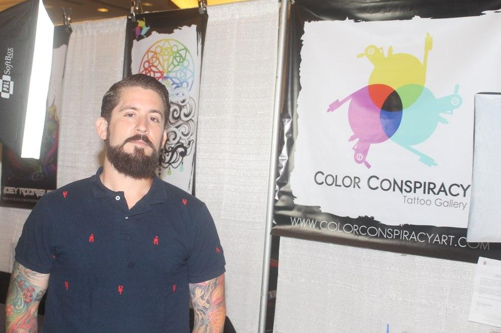Artistas del tatuaje hablan del valor económico de creaciones