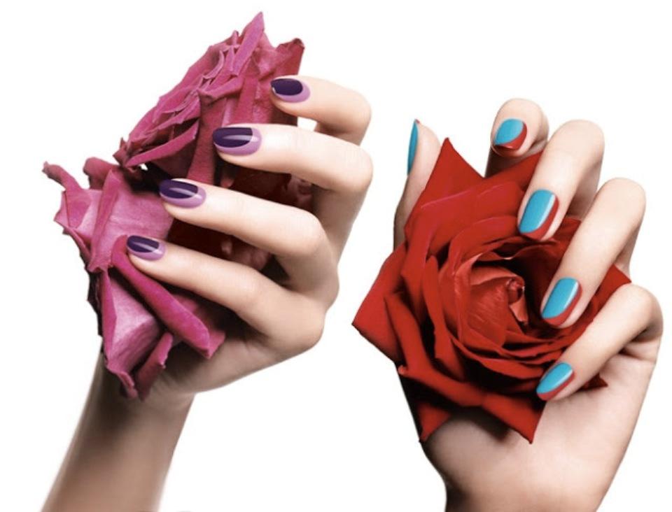 Las tendencias de color y estilo para las manos de mamá