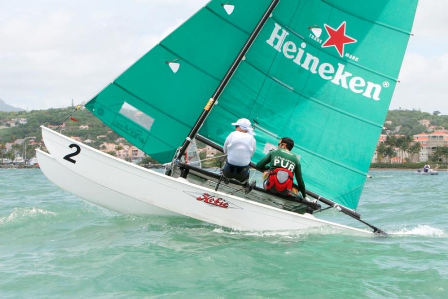 A toda vela los preparativos para la Puerto Rico Heineken International Regatta