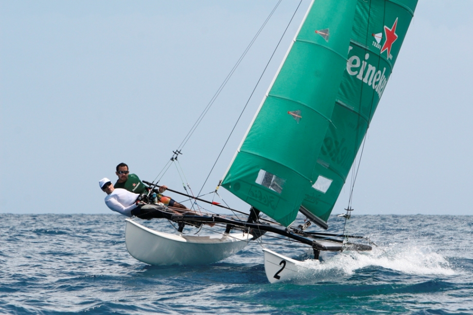 Avanzan preparativos de la Heineken International Regatta