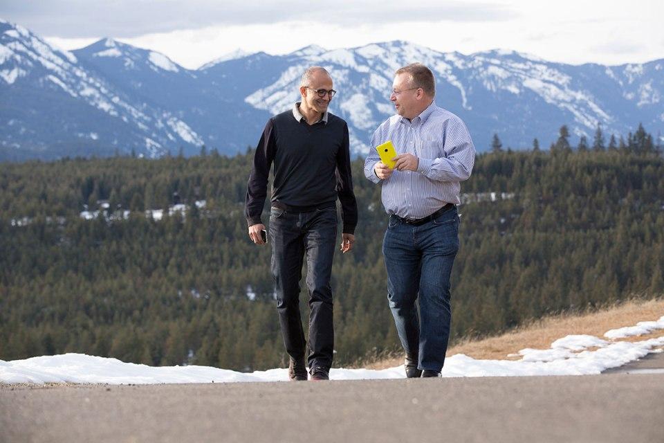 Microsoft impulsa avance con dispositivos y servicios Nokia