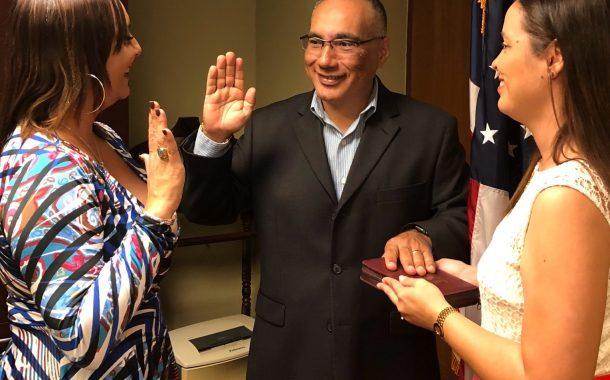 Asume Figueroa Torres como alcalde interino de Peñuelas