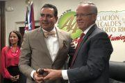 Román Abreu es electo por unanimidad presidente de la Asociación de Alcaldes