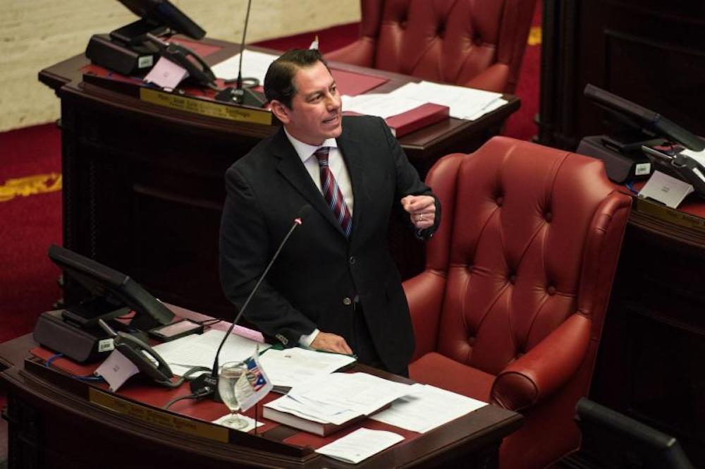 Senador Dalmau Ramírez propugna por transparencia en gasto público publicitario