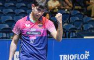 Brian Afanador a cuartos de final en la Copa ITTF Panamericana Universal 2019