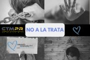 Conciencia el Colegio de Tecnólogos Médicos contra la trata humana