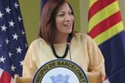 Alcaldesa de Barceloneta da la bienvenida a la candidatura de Carmen Yulín Cruz Soto