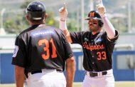 Titanes de Florida y Sultanes de Mayagüez siguen pisando firme en el béisbol Doble A
