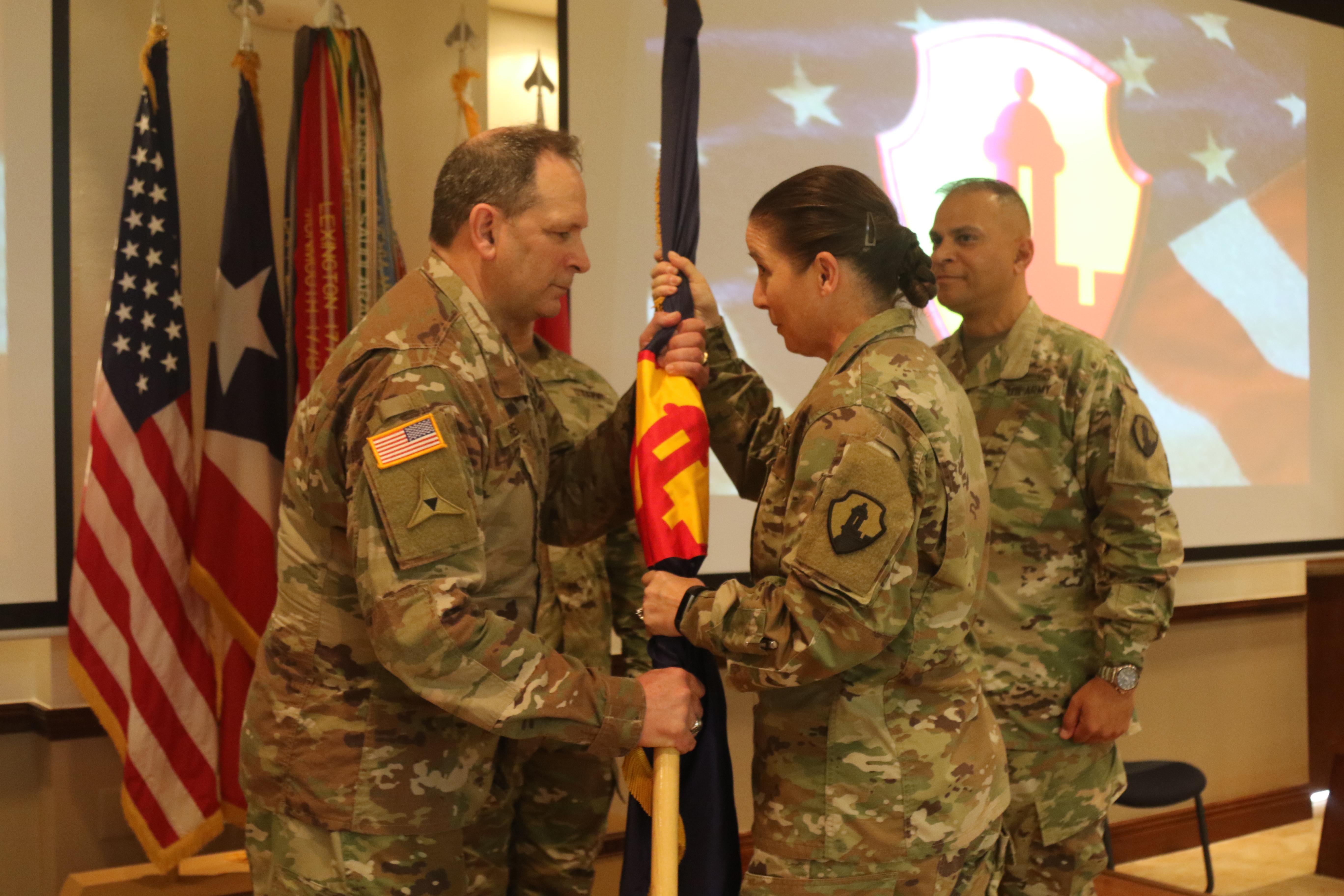 Misionero regresa como sargento de mayor rango del Ejército en el Caribe