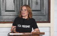Carmen Yulín lanza su candidatura a la gobernación