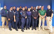 Destacan primera graduación de supervisores del cuerpo de seguridad municipal de Carolina