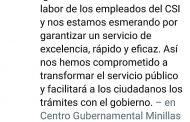 """Carmen Yulin reclama a Rosselló Nevares que cese el """"carpeteo"""" en el Departamento de Estado"""