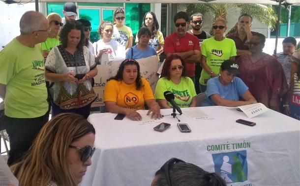 """Fadep asegura que """"nuestra educación pública está bajo ataque"""" por lo que convoca a protesta"""