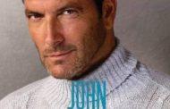 Modelo internacional John Conroy anida el deseo de trabajar en Puerto Rico