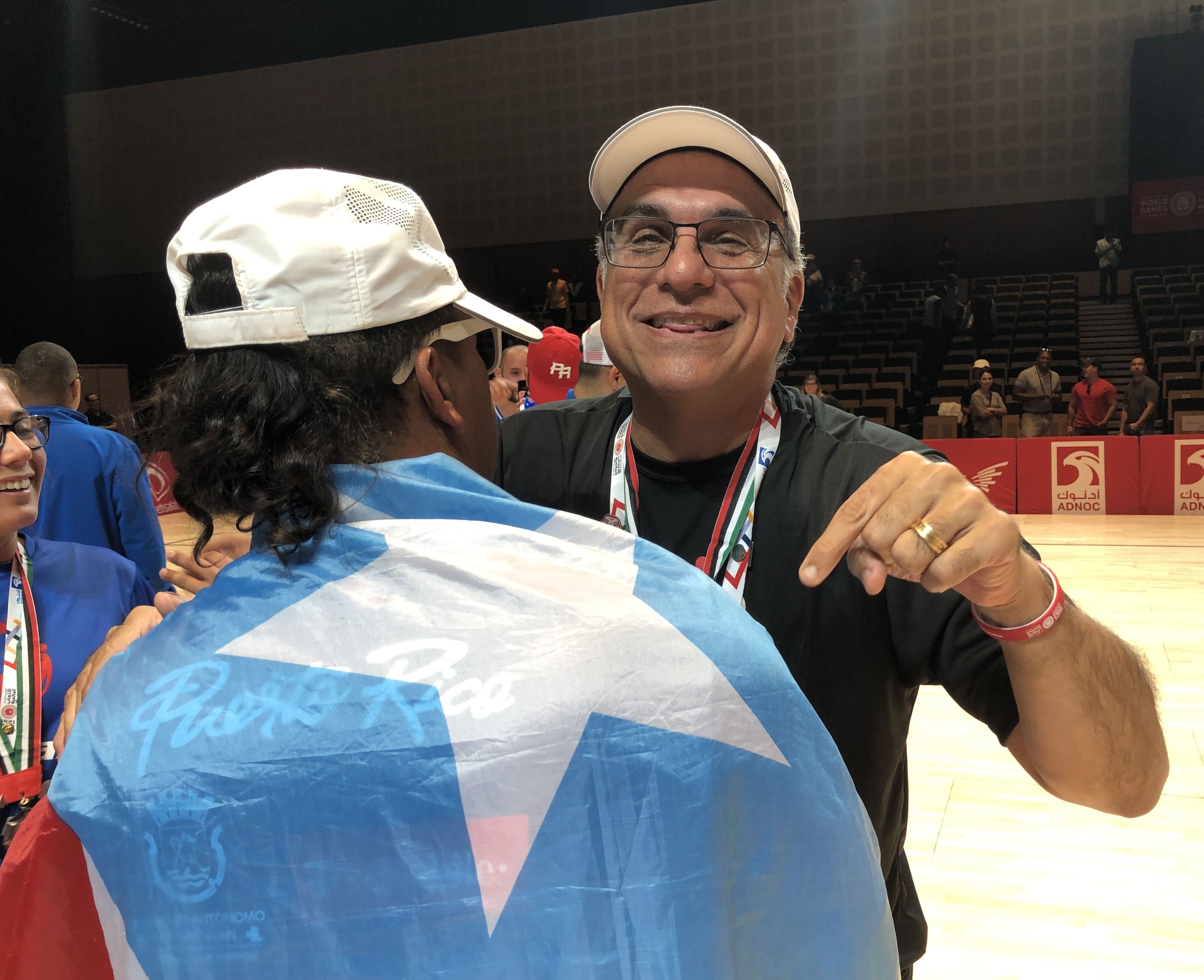 Puerto Rico conquista 57 medallas, 17 de oro, en Olimpiadas Especiales en Emiratos Arabes Unidos
