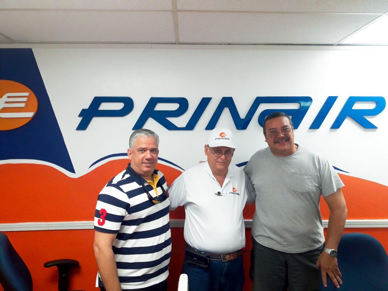 Levanta vuelo la aerolínea puertorriqueña Prinair entre Aguadilla y Punta Cana