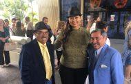 Victoria Sanabria y otras personalidades son exaltadas al Salón de la Fama de la Música