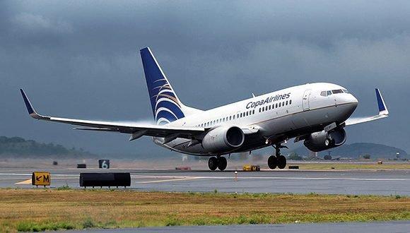 Copa incrementa sus vuelos diarios a La Habana