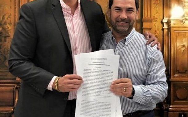 Puerto Rico establece convenio cultural con Biblioteca del Congreso argentino