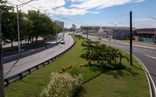 Municipio con fases de limpieza intensa en los 246 parques de San Juan