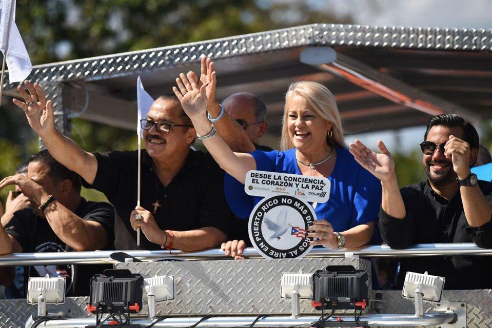 Gobernadora Vázquez Garced pondera reclamo del pueblo para aspirar en las elecciones de 2020